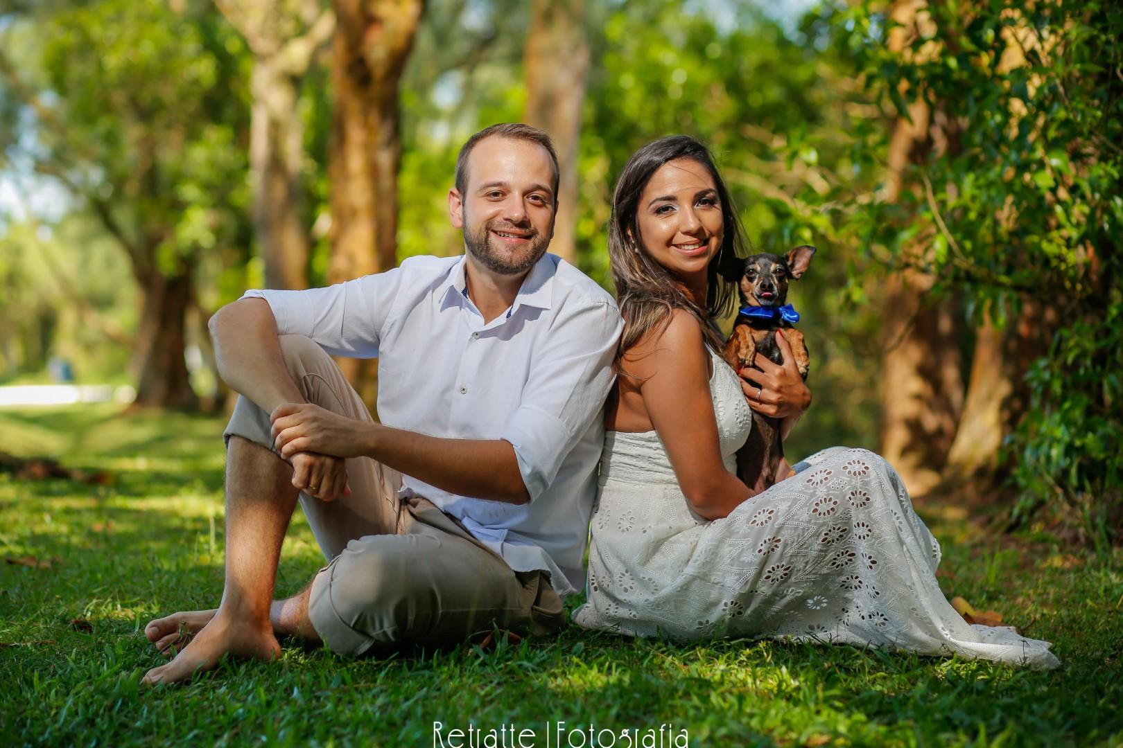 Detalhes do produto Pré Wedding Bruna e Higor