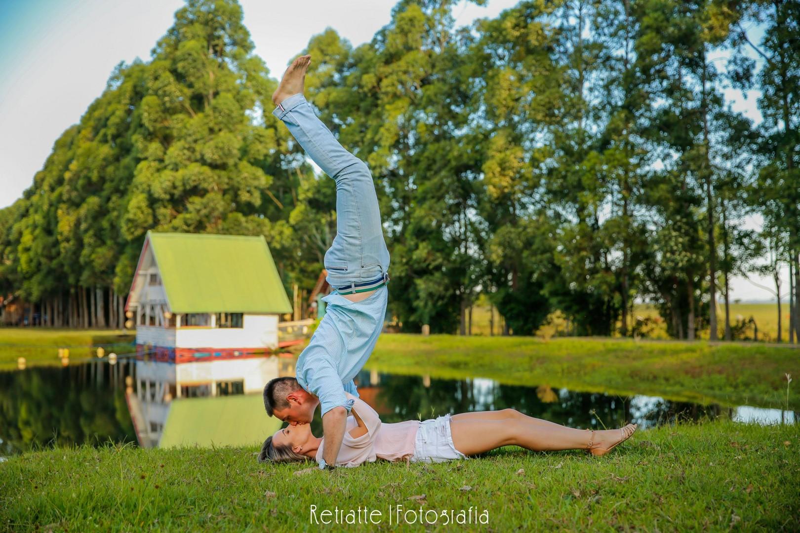 Detalhes do produto Pré Wedding Juliana e Ricardo
