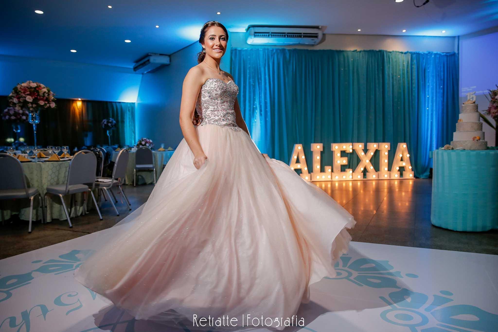 15 Anos Aléxia